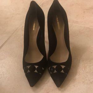Nicholas Kirkwood vero curio Black Pump heel